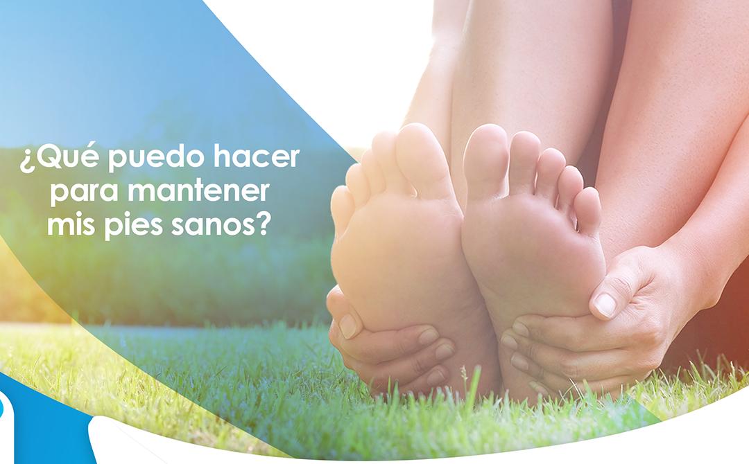 El efecto de la diabetes en los pies: 7 consejos para mantener los pies sanos