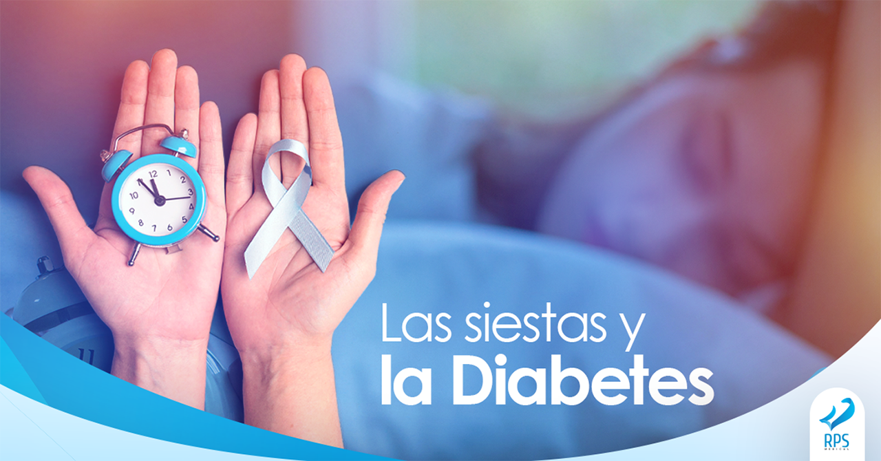 Las siestas y a diabetes header image