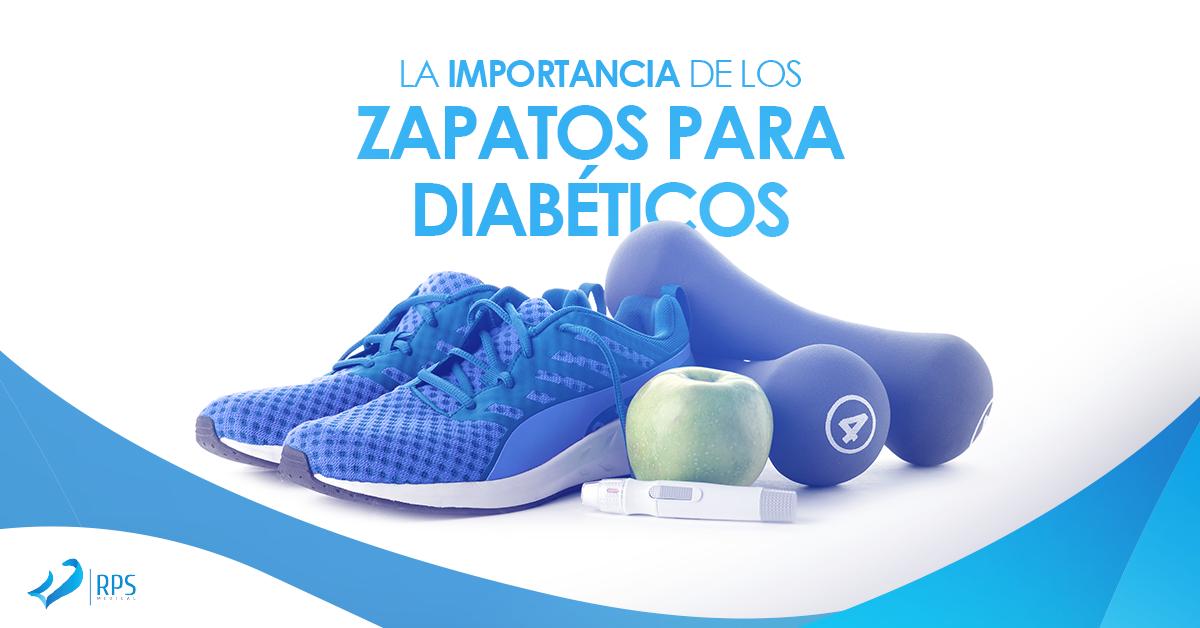 La importancia de los zapatos para diabéticos